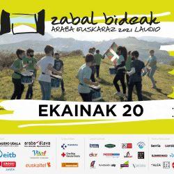 La Escuela de Alimentación de la Fundación Eroski, en el Araba Euskaraz 2021