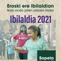 Eroski Fundazioaren Elikadura Eskolak Ibilaldia 2021ean parte hartuko du